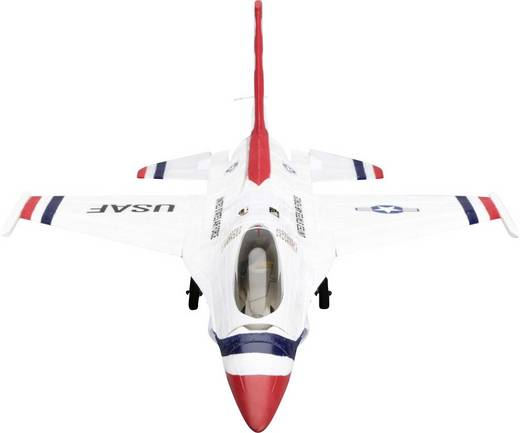 E-flite UMX F-16 RC Jetmodell BNF 295 mm