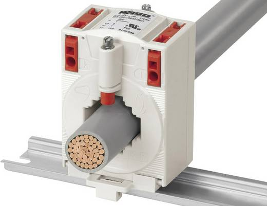 WAGO 855-301/400-1001 Stromwandler Primärstrom:400 A Sekundärstrom:1 A Leiterdurchführung Ø:26 mm