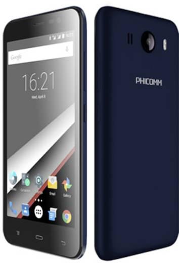 Phicomm Clue L LTE-Smartphone 12.7 cm (5 Zoll) 1.1 GHz Quad Core 8 GB 5 Mio. Pixel Android™ 5.1 Lollipop Gun Grey
