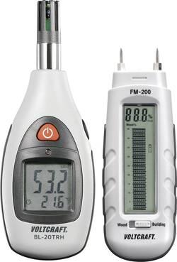 Sada vlhkoměrů Voltcraft BL-20 TRH + FM-200