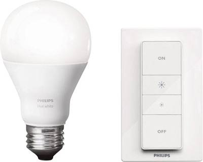 Philips Lighting Hue Wireless dimmer set Wireless dimming kit E2