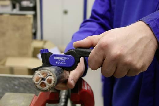 Außenmantelschneider Geeignet für Rundkabel 25 mm (min) WEICON TOOLS No. 25 52000025