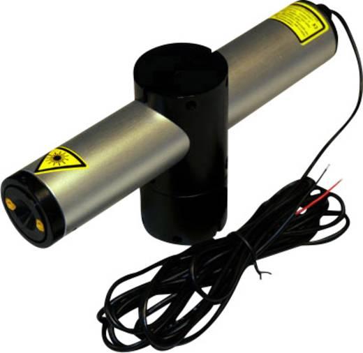 Lasermodul Linie Grün 30 mW Gresser Laser LE520-30-24(40x210)-G