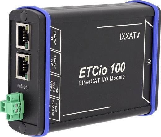 I/O Modul EtherCat Ixxat 1.01.0250.20001 Anzahl Eingänge: 8 x Anzahl Ausgänge: 6 x Betriebsspannung: 12 V/DC, 24 V/DC