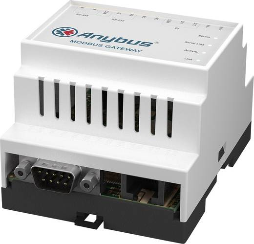 Gateway LAN, Modbus, RS-232, RS-485 Anybus AB7702 Betriebsspannung: 12 V/DC, 24 V/DC