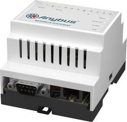 Image of Gateway LAN, Modbus, RS-232, RS-485 Anybus AB7702 Betriebsspannung: 12 V/DC, 24 V/DC