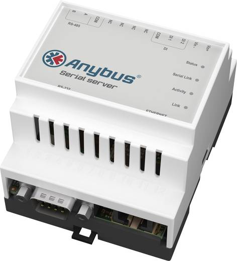 Serial Server LAN, RS-232, RS-485 Anybus AB7701 Betriebsspannung: 12 V/DC, 24 V/DC