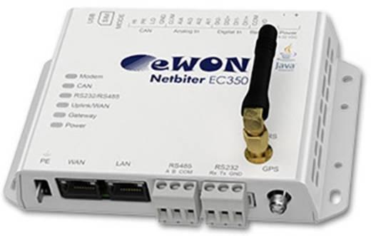 EasyConnect LAN, RS-232, RS-485, 3G, GPS netbiter EasyConnect EC350 12 V/DC, 24 V/DC, 48 V/DC