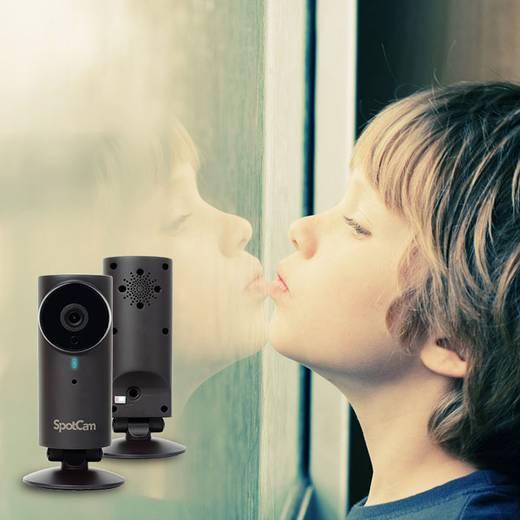 WLAN IP Überwachungskamera 1280 x 720 Pixel Spotcam HD Pro Outdoor BP-1128