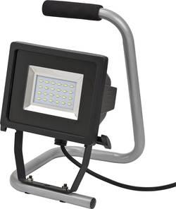 Brennenstuhl Baustellen-Beleuchtung Přenosný SMD LED reflektor ML DN 2405 1179280300 SMD LED černá