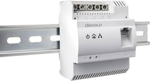 Devolo Business Solutions dLAN® pro 1200 DINrail Powerline DINrail Adapter 1.2 Gbit/s