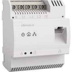 Powerline adaptér na DIN lištu Devolo Business Solutions dLAN® pro 1200 DINrail, 1.2 Mbit/s