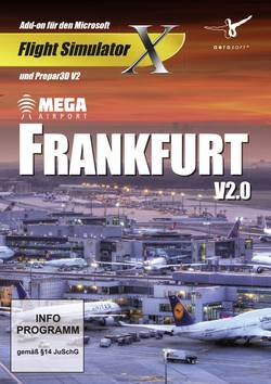 Image of Mega Airport Frankfurt V2.0 PC USK: 0