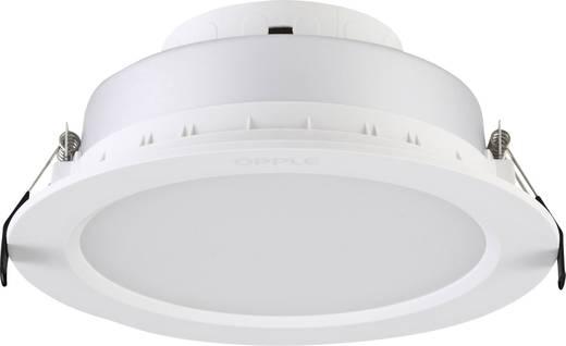 LED-Einbauleuchte 13 W Neutral-Weiß Opple HZ 140043937 Weiß