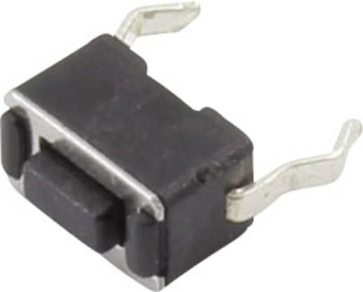 YST-1101 Drucktaster 12 V/DC 0.05 A 1 x Aus/(Ein) tastend 1 St.