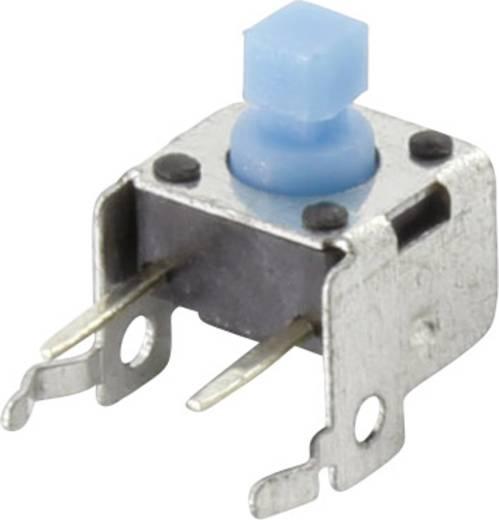 YST-1102VT Drucktaster 12 V/DC 0.05 A 1 x Aus/(Ein) tastend 1 St.