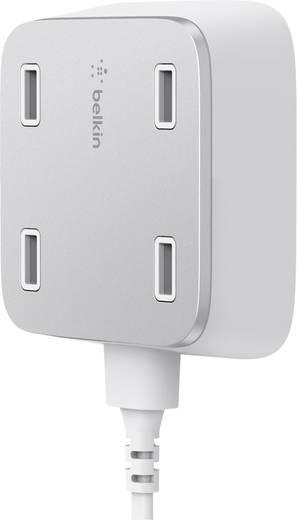 USB-Ladestation Belkin F8M990vfWHT F8M990vfWHT Steckdose Ausgangsstrom (max.) 5400 mA 4 x USB