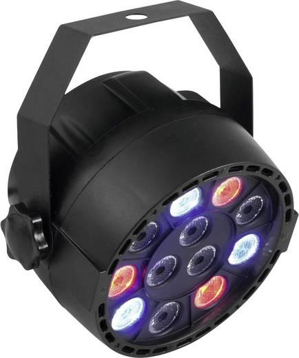 Eurolite LED PARTY SPOT LED-PAR-Scheinwerfer Anzahl LEDs: 12 x 1 W Schwarz