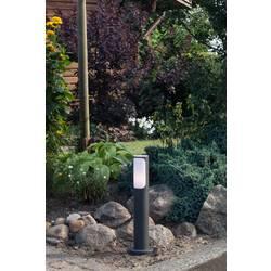 Image of Brilliant 43584/63 Gap Außenstandleuchte Energiesparlampe E27 20 W Anthrazit