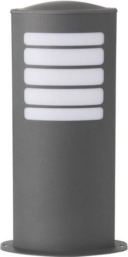 Außenstandleuchte Energiesparlampe E27 20 W Brilliant Todd 47684/63 Anthrazit