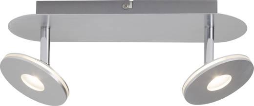 LED-Deckenstrahler 9 W Warm-Weiß Brilliant Extra G06929/21 Aluminium