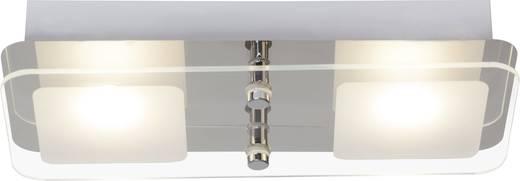 Brilliant Mountain G11429/15 LED-Deckenleuchte 10 W Warm-Weiß Weiß