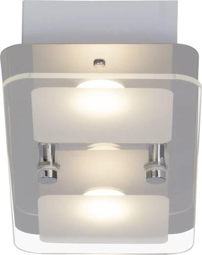 LED-Deckenleuchte 10 W Warm-Weiß Brilliant Mountain G11429/15 Weiß