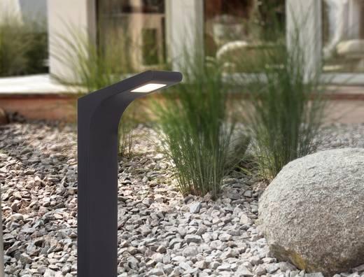 LED-Außenstandleuchte 3.6 W Neutral-Weiß Brilliant G66586/63 Derek Anthrazit