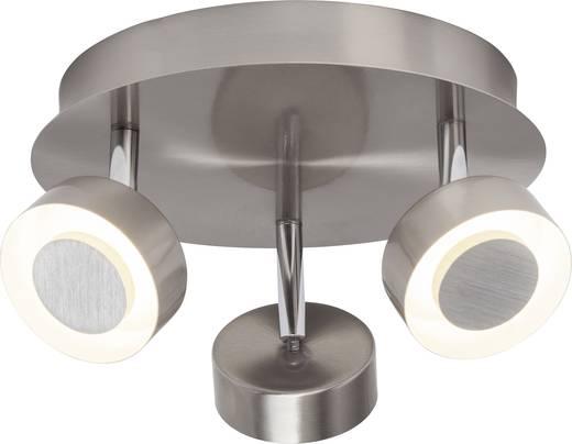 LED-Deckenstrahler 13.5 W Warm-Weiß Brilliant Orban G67534/13 Chrom (satiniert)