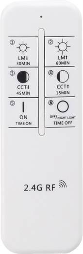 LED-Deckenleuchte 24 W Warm-Weiß, Kalt-Weiß Brilliant Falko G94307/05 Weiß