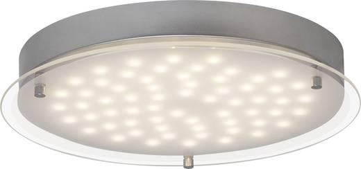 LED-Deckenleuchte 15 W Warm-Weiß Brilliant New Orleans G94412/15 Chrom, Weiß (transparent)