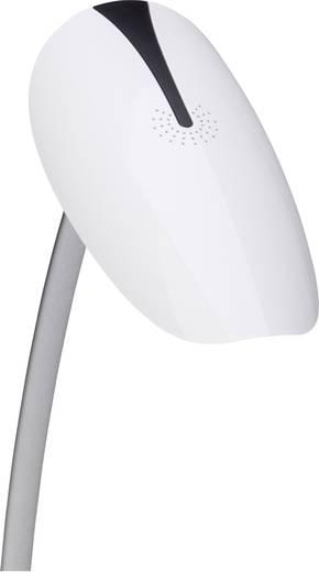 LED-Tischlampe 9 W Kalt-Weiß Brilliant Sheldon G94812/75 Weiß, Schwarz