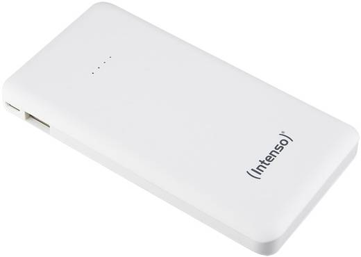 Intenso Slim S 10000 Powerbank (Zusatzakku) LiPo 10000 mAh