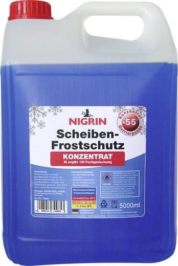 Nigrin Scheibenfrostschutz Konzentrat 74485 5 l