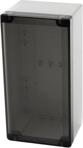 Fibox EURONORD 3 PCTQ3 122410 Wand-Gehäuse, Installations-Gehäuse 244 x 124 x 102 Polycarbonat Licht-Grau (RAL 7035) 1