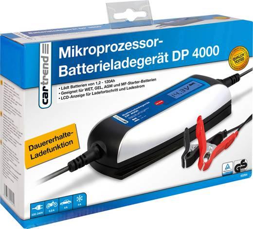 cartrend DP 4000 50264 Automatikladegerät 0.8 A 4 A