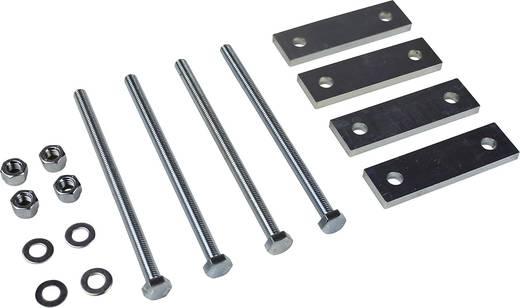 Werkzeugkiste-Deichselbox 30 kg Polypropylen LAS 11790 56 cm x 27 cm x 25 cm