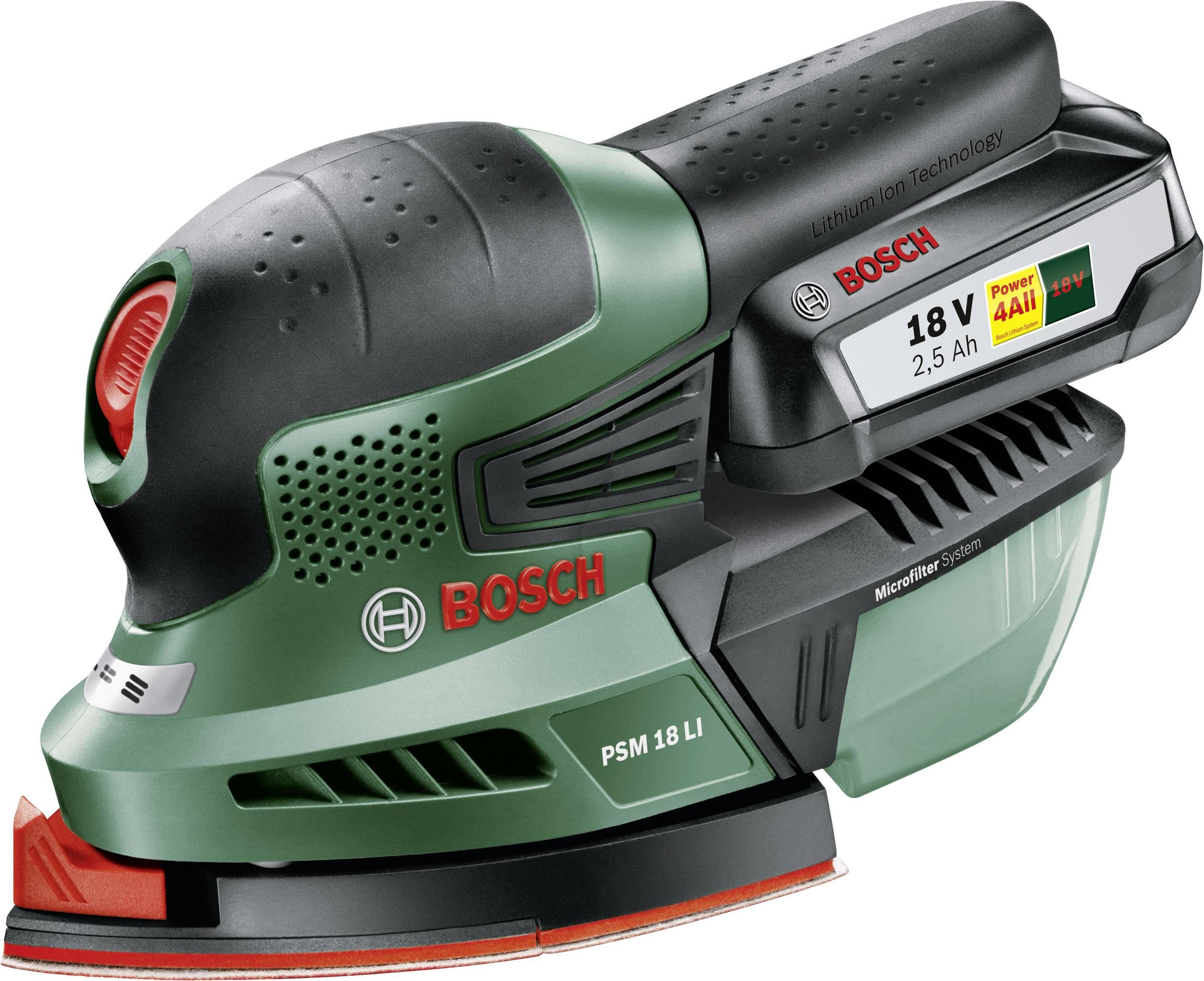 Bosch Home and Garden PSM 18 LI 06033A1303 Akku