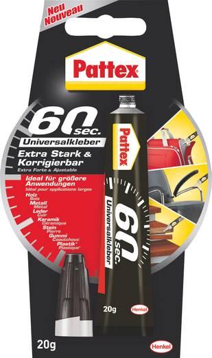 Pattex 60 Sekunden Kleber PUK6K 20 g