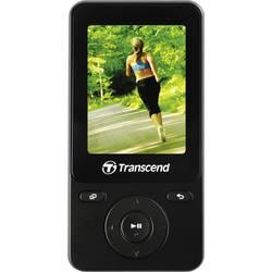 MP3 přehrávač, MP4 přehrávač Transcend MP710, 8 GB, Fitnesstracker, FM rádio, krokoměr, hlasové nahr