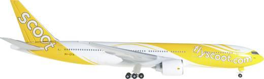 Luftfahrzeug 1:500 Herpa Scoot Boeing 777-200ER 527859
