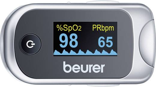 Blutsauerstoff-Messgerät Beurer Pulsoximeter PO 40
