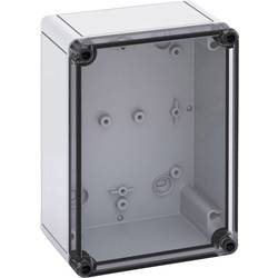 Inštalačná krabička Spelsberg TK PS 1813-9-TO 11101601, (d x š x v) 130 x 180 x 90 mm, polykarbonát, svetlo sivá, 1 ks