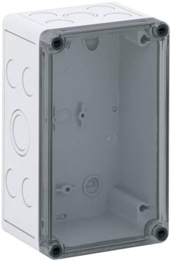 Installations-Gehäuse 110 x 180 x 90 Polycarbonat Licht-Grau Spelsberg TK PC 1811-9-TM 1 St.