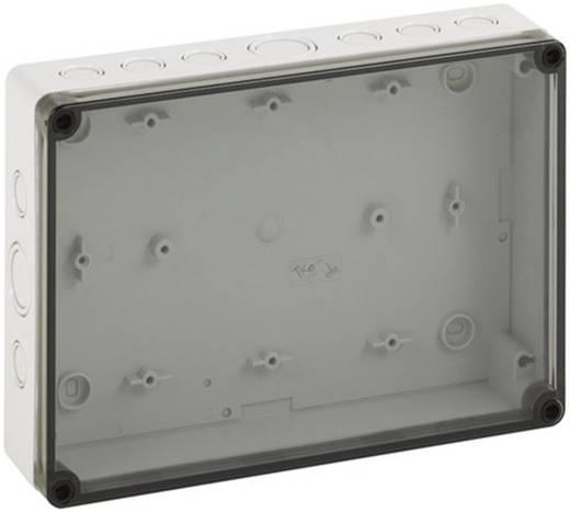 Spelsberg TK PC 2518-6F-TM Installations-Gehäuse 180 x 254 x 63 Polycarbonat Licht-Grau 1 St.