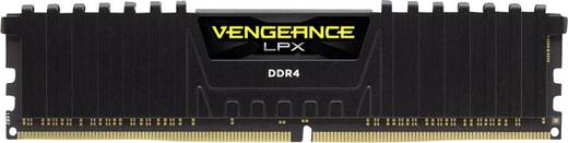 PC-Arbeitsspeicher Kit Corsair Vengeance® LPX CMK16GX4M4B3000C15 16 GB 4 x 4 GB DDR4-RAM 3000 MHz CL15 17-17-35