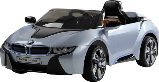 elektroauto ksr group 6 v bmw i8 ride on hellblau kaufen. Black Bedroom Furniture Sets. Home Design Ideas