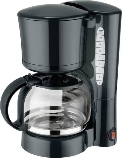 Kaffeemaschine EFBE Schott SC KA 1080 GR Moosgrün Fassungsvermögen Tassen=10 Warmhaltefunktion