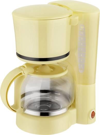 Kaffeemaschine EFBE Schott SC KA 1080 V Vanille Fassungsvermögen Tassen=10 Warmhaltefunktion