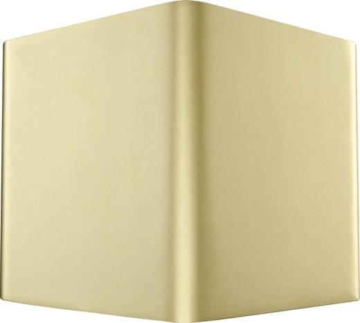 LED-Wandleuchte 7.6 W Warm-Weiß SLV Cariso 1 151703 Messing